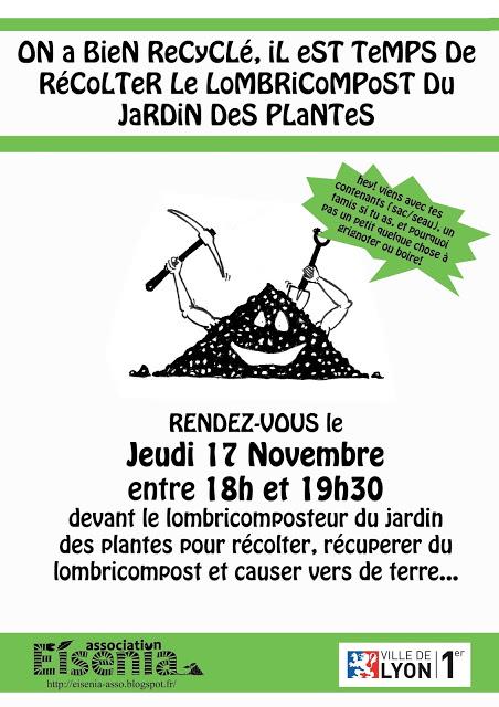 affiche récolte Lc jdp 17-11-16 copie
