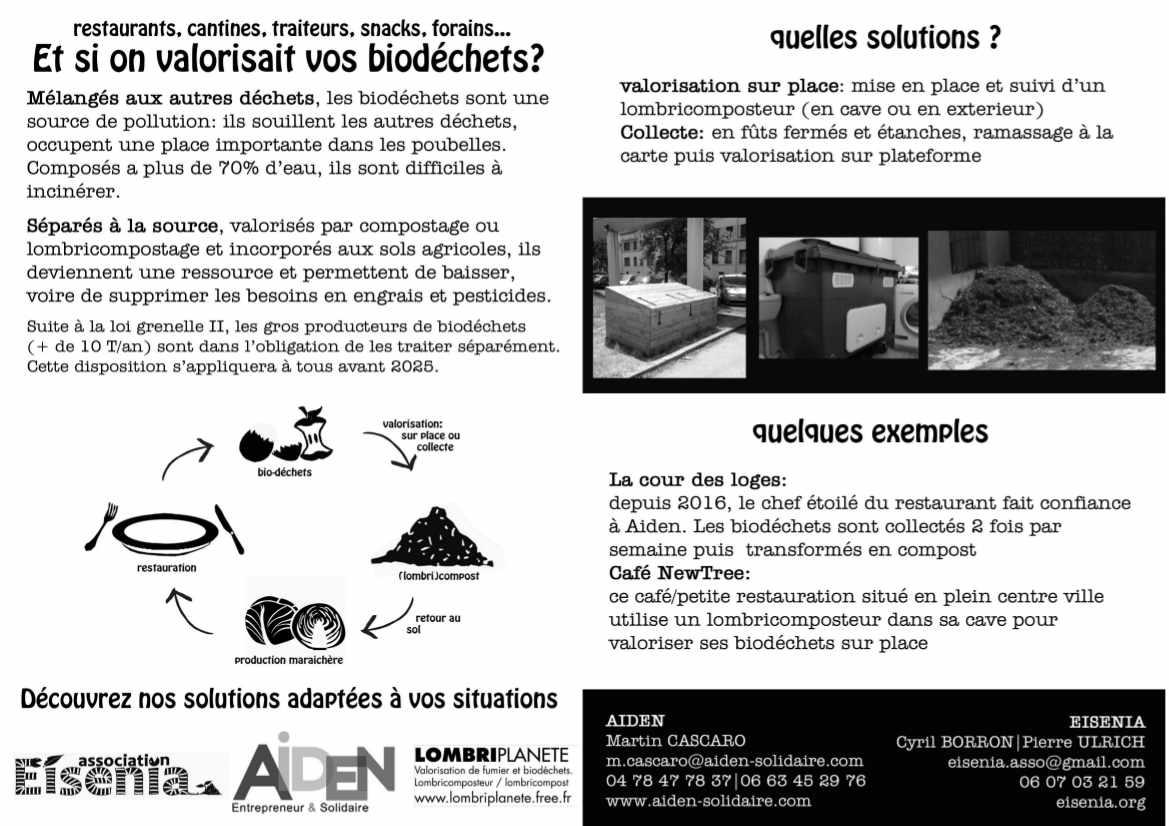 collecte biodechet